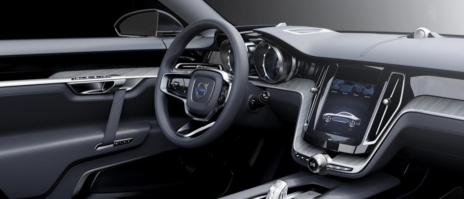 Volvo volvo coupe 2015 : Volvo Concept Coupe Model | Underriner Volvo Billings, MT