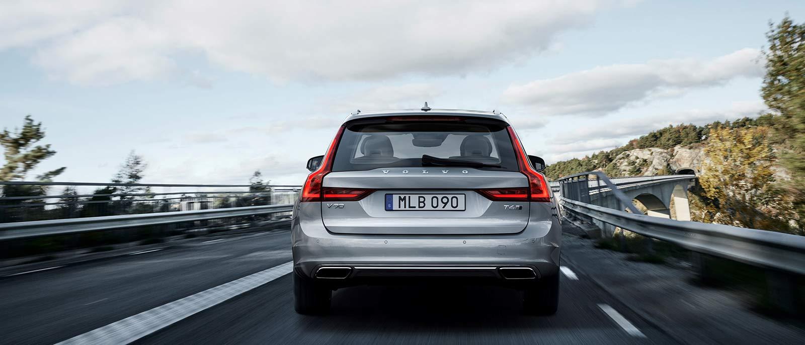 The 2018 Volvo V90 Model | Underriner Volvo Billings, MT