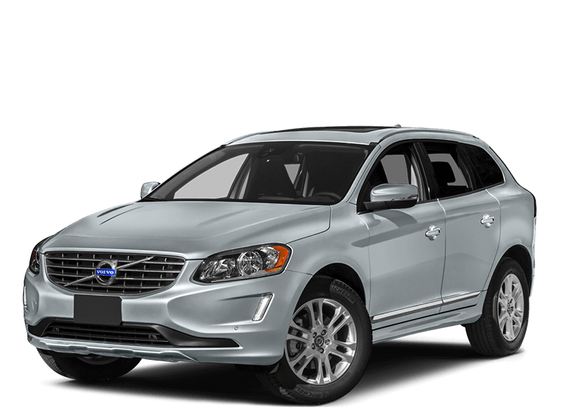 2017 Volvo XC60 T5 FWD Dynamic Cover
