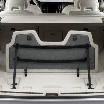 V90 Interior optional cargo net