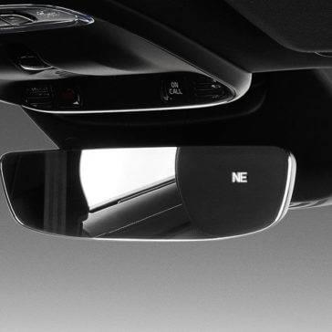 V90 Rearview Mirror