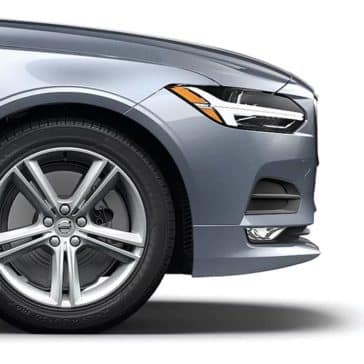 2018 Volvo S90 front end
