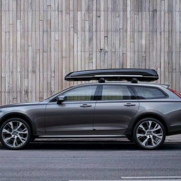 2018 Volvo V90 profile view