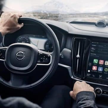 2018 Volvo V90 dashboard
