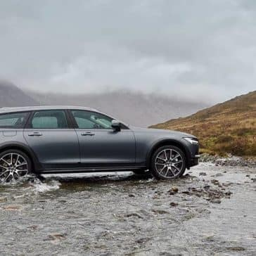 2018 Volvo V90 performance