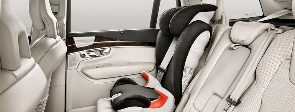 2018 Volvo XC90 Interior: Features & Space | Underriner Volvo