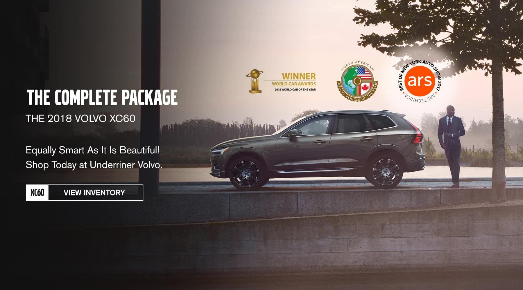 Volvo Dealer in Billings, MT | Underriner Volvo