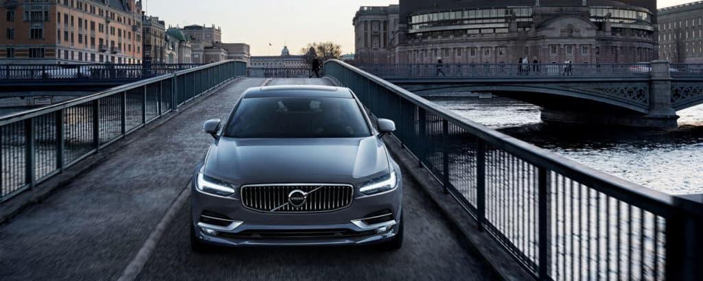 2018 Volvo S90 performance