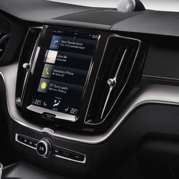 2019 Volvo XC60 sensus inlays of dashboard