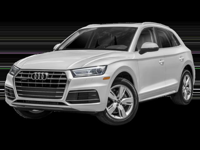 Light gray 2019 Audi Q5