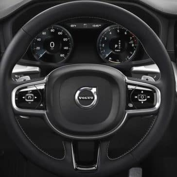 2019 Volvo S60 Steering Wheel