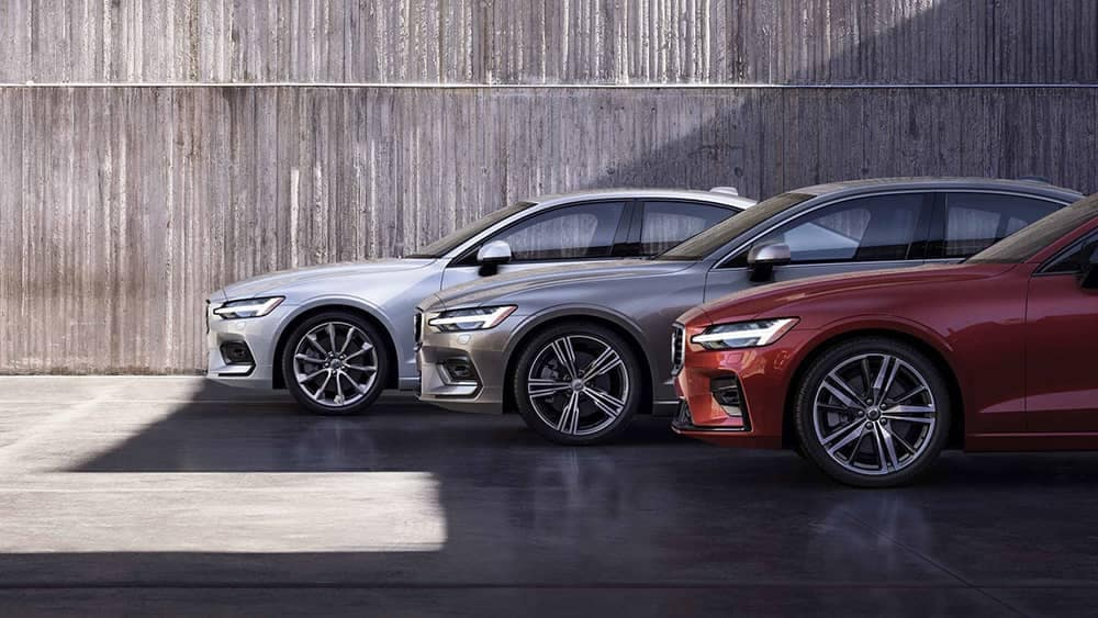 2019 Volvo S60 Trio