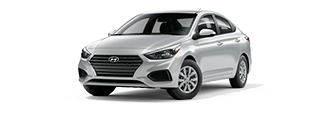 Hyundai Accent Vehicle Image