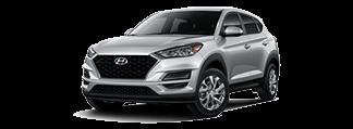 Hyundai Tucson Vehicle Image