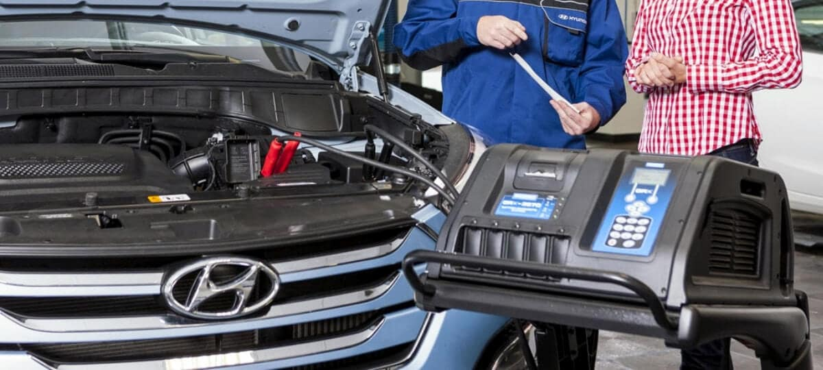 Schedule Your Hyundai Service in Sioux City