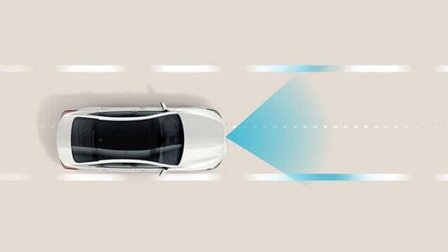 2021 Hyundai Tucson Hyundai SmartSense Image