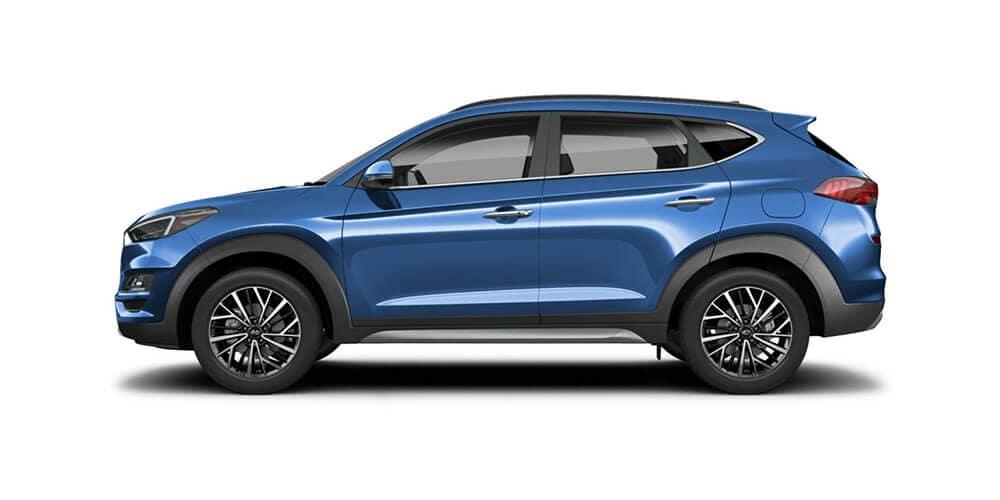 2021 Hyundai Tucson Profile Jellybean