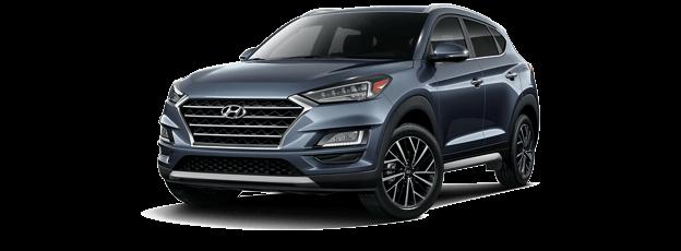 2021 Hyundai Tucson Limited Trim Level