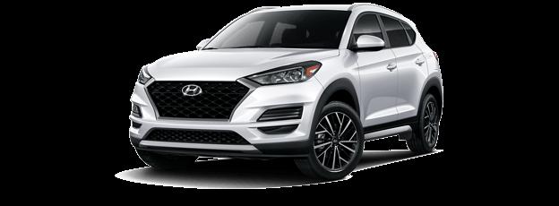 2021 Hyundai Tucson SEL Trim Level