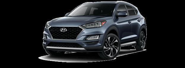 2021 Hyundai Tucson Sport Trim Level