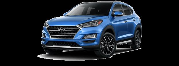 2021 Hyundai Tucson Ultimate Trim Level