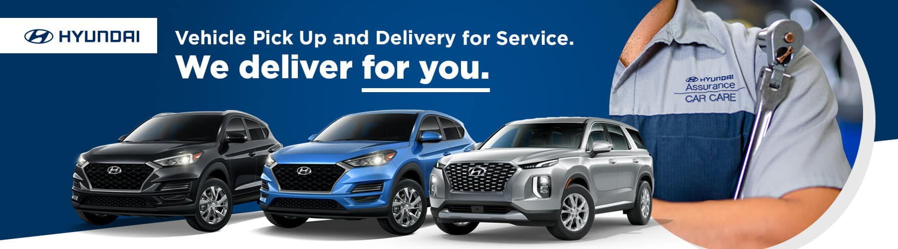 Vern Eide Hyundai Sioux City Delivery Service Banner