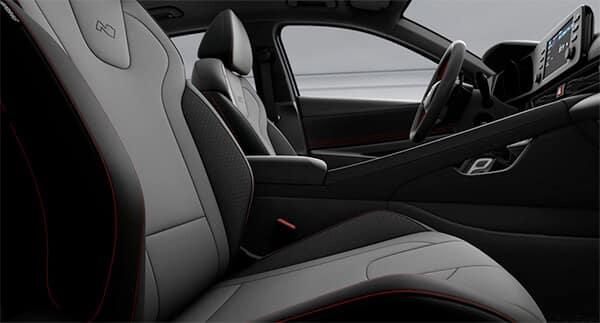 Hyundai Elantra N Line Interior Image