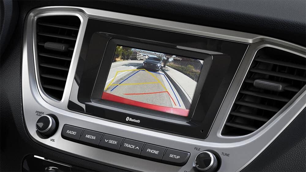 2021 Hyundai Accent SE Interior Features