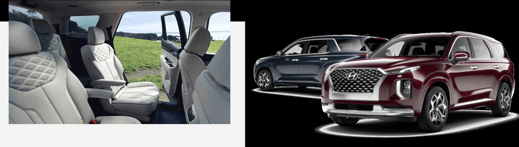 2021 Hyundai Palisade Hero Image