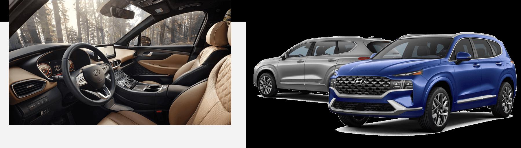 2021 Hyundai Santa Fe Hero Image