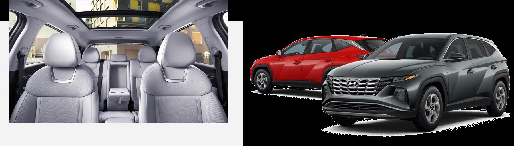 2022 Hyundai Tucson Hero Image