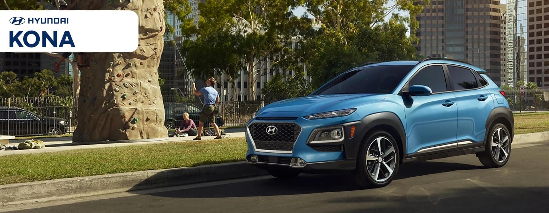 Hyundai SUV Lineup: 2021 Kona Slider