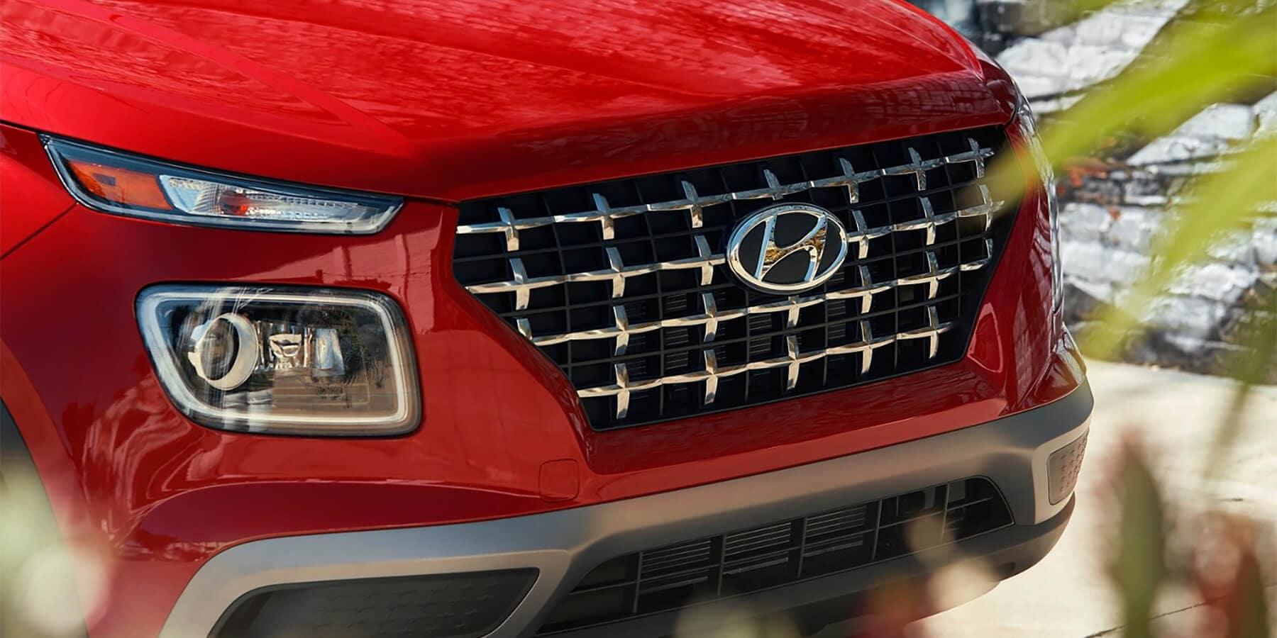 Hyundai SUV Lineup Footer Image