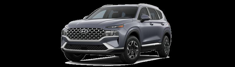 2021 Hyundai Santa Fe Hybrid Blue Trim Level