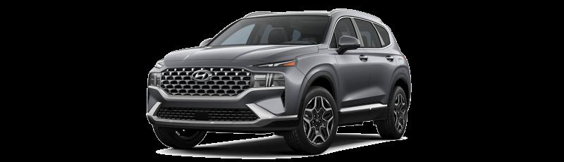 2021 Hyundai Santa Fe Hybrid SEL Premium Trim Level