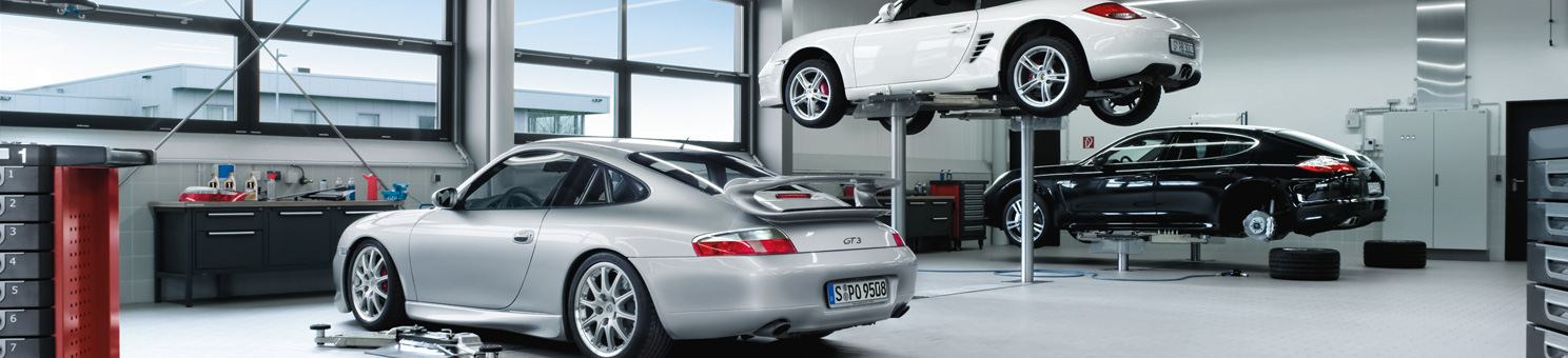 Porsche Riverside service center