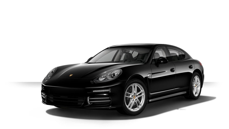 2016 Porsche Panamera 4 Edition in LA