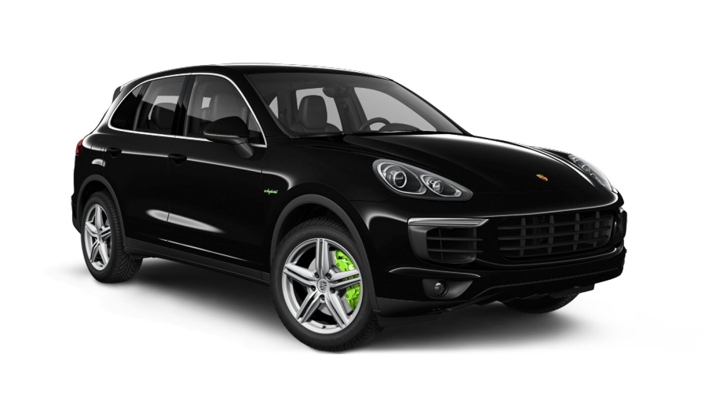 2016 porsche cayenne s e hybrid rancho cucamonga porsche. Black Bedroom Furniture Sets. Home Design Ideas