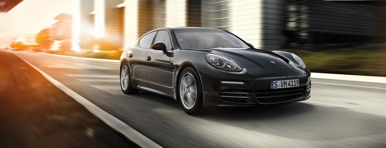 Porsche Panamera 4 Edition Los Angeles