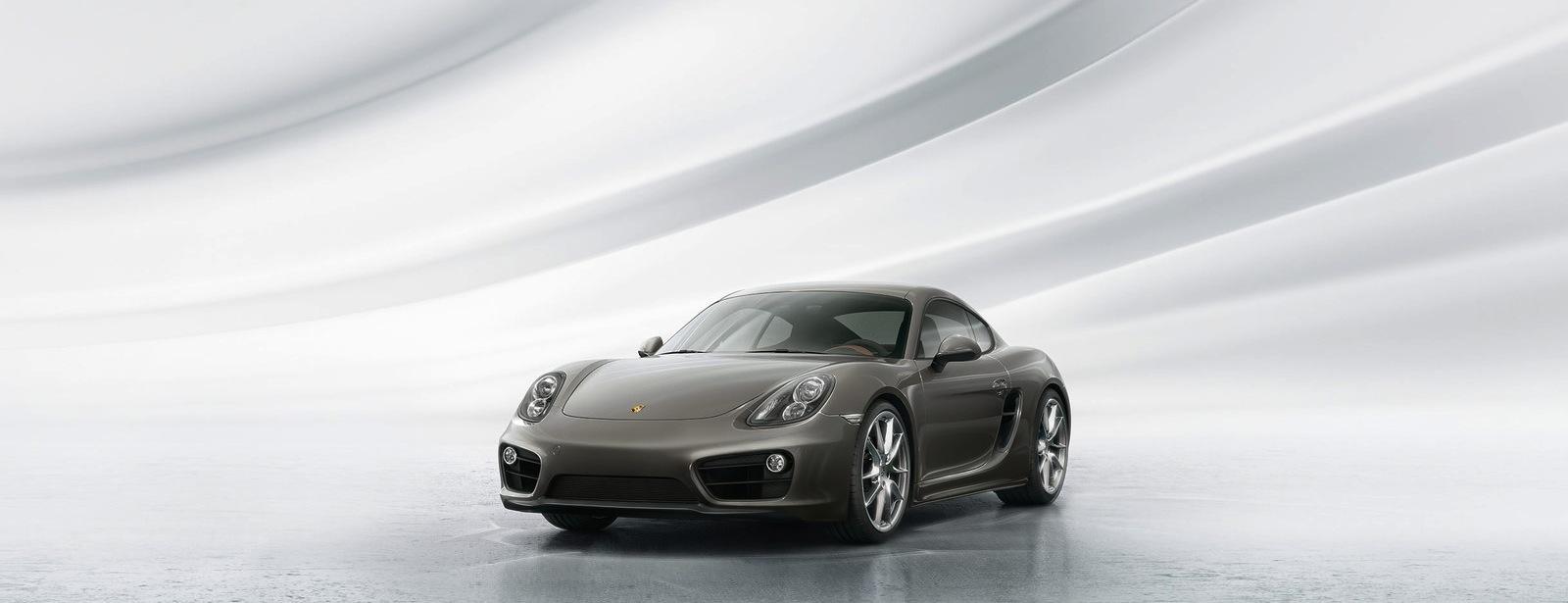 2015 Porsche Cayman Los Angeles
