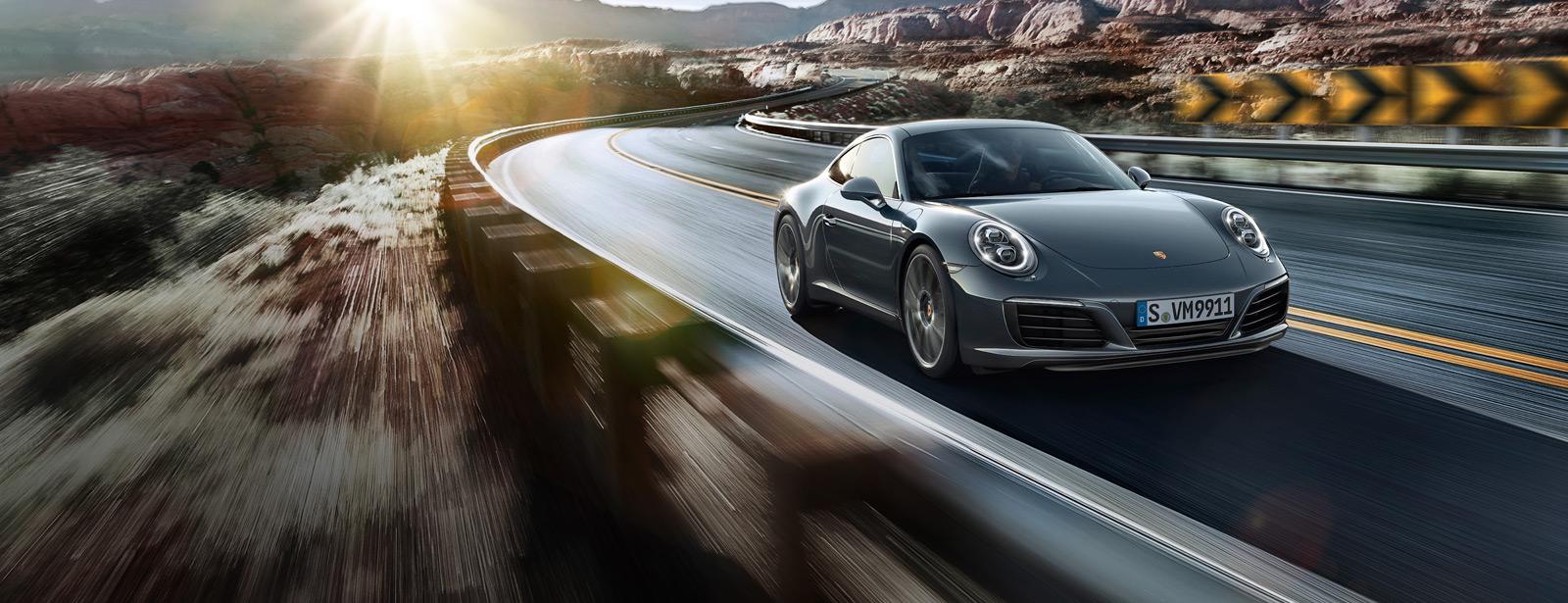 2017 Porsche 911 Carrera near Los Angeles