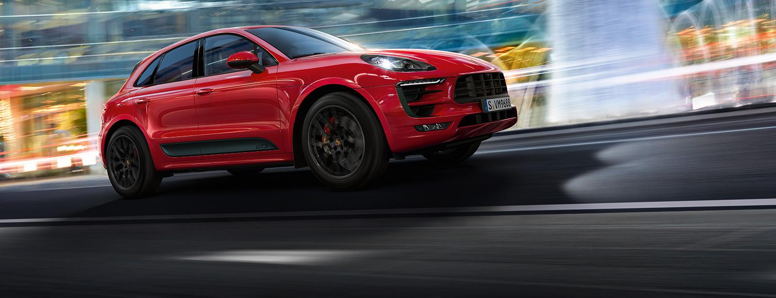 2017 Porsche Macan GTS in Los Angeles