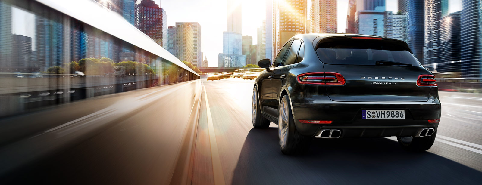 2017 Porsche Macan Turbo near Los Angeles