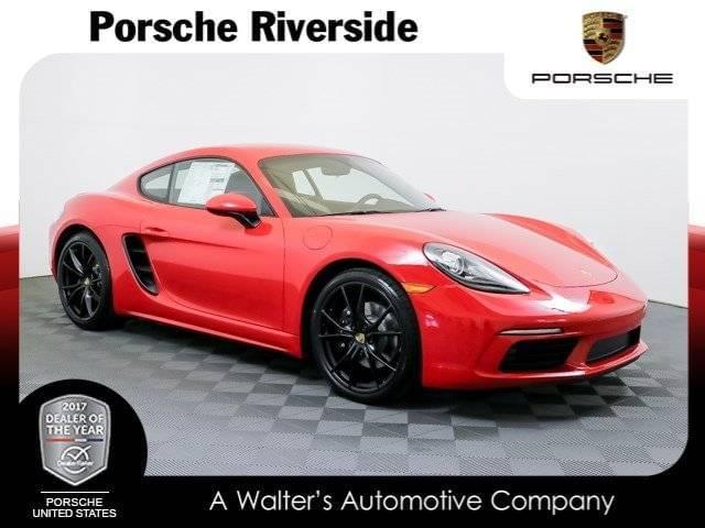 2017 Porsche Cayman Lease Special
