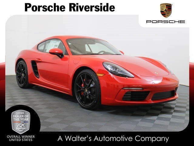 2017 Porsche Cayman S Lease Special