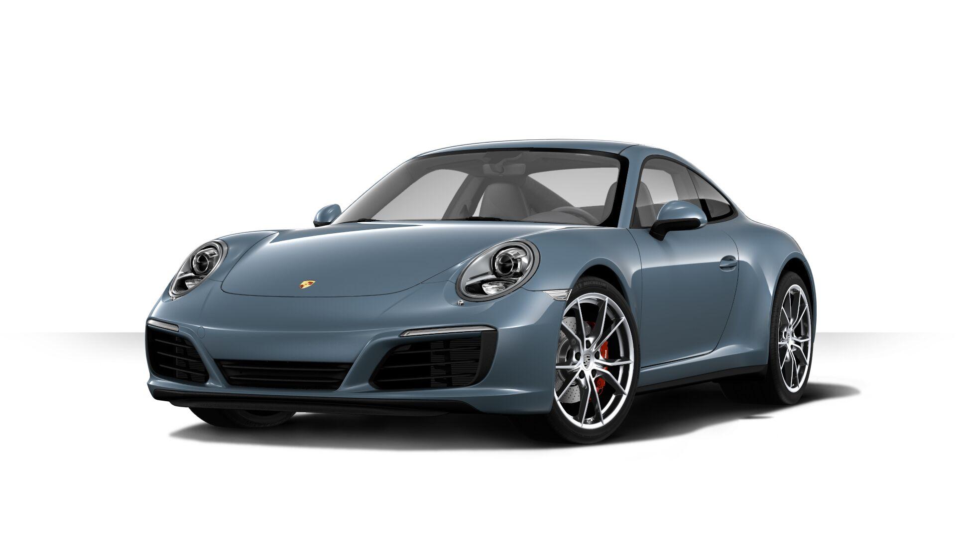 2017 Porsche 911 Carrera 4S for sale near Los Angeles