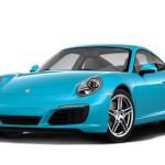 Porsche 911 in Orange County