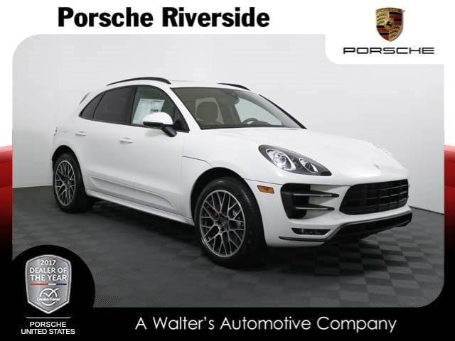 2017 Porsche Macan Turbo Lease Special