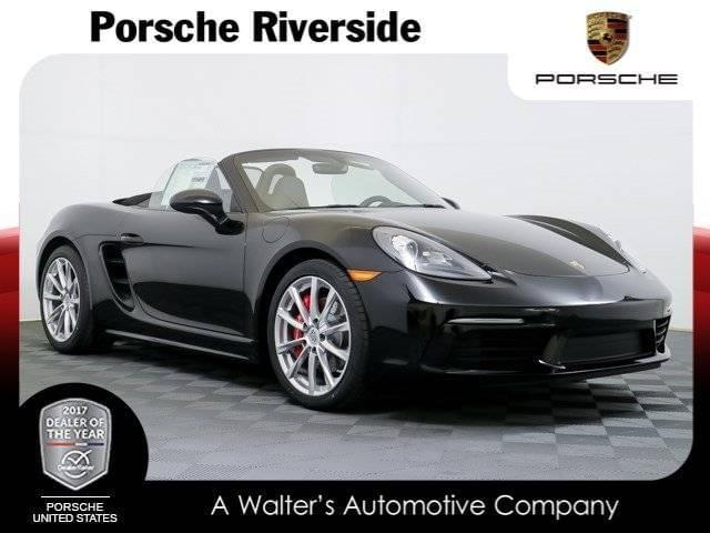 2017 Porsche Boxster S Lease Special