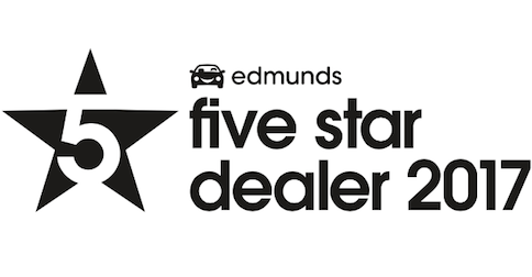 Porsche Riverside 2017 Edmunds Five Star Dealer